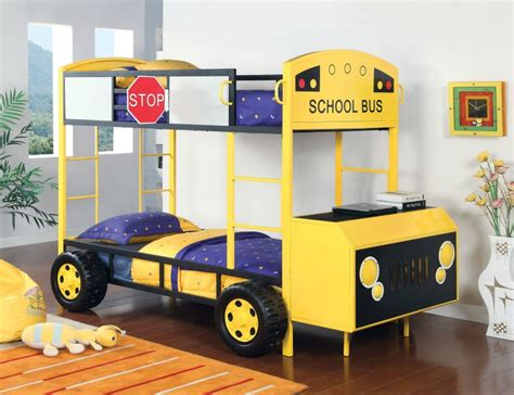 bus bed furniture of america twin decker twin decor twin twin bunk bed school bus design