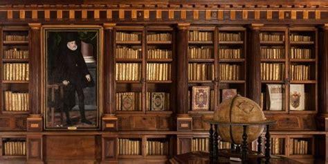 felipe ii biblioteca manuel obra prima do dia arquitetura biblioteca do mosteiro de san lorenzo de el escorial 1584