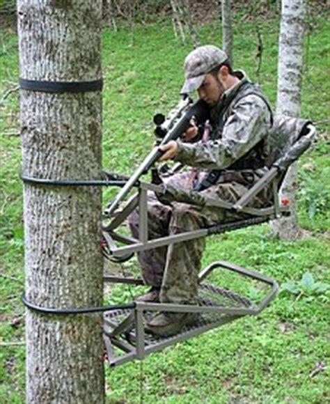 most comfortable climbing tree stand treewalker treestands are super lightweight aluminum