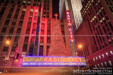 radio city christmas tree in new york city metroscenes city skyline and photography and prints by