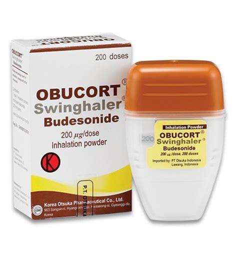 Obucort Inheler image of obucort swinghaler inhaler 200 mcg dose 200 mcg