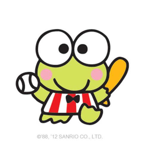 keroppi our characters sanrio