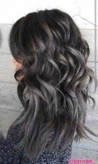 gray colored hair gorgeous gunmetal gray hair strayhair