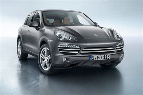 Porche Cayeene 2014 porsche cayenne reviews and rating motor trend