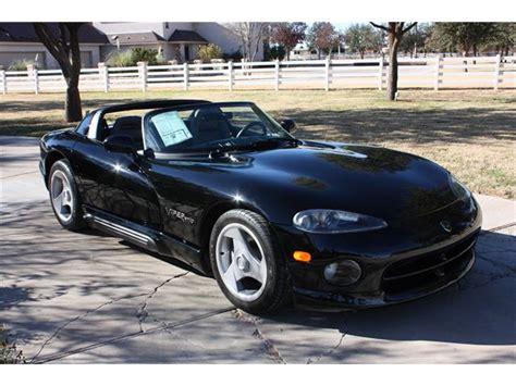 1992 dodge viper for sale 1992 to 1994 dodge viper for sale on classiccars 11
