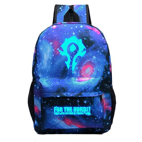 Gaming Bag Tas Gaming Big Bag Backpack Dota2 world of warcraft school bags for teenagers stylish cool space backpack for