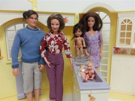 human barbie doll family human barbie grandparents www pixshark com images