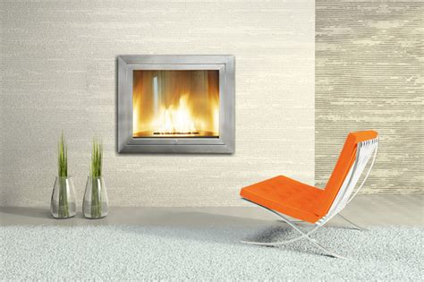 hearth cabinet ventless fireplace square modern