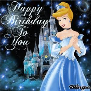 happy birthday cinderella
