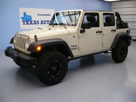 Jeep Financial Purchase Used We Finance 2012 Jeep Wrangler Unlimited
