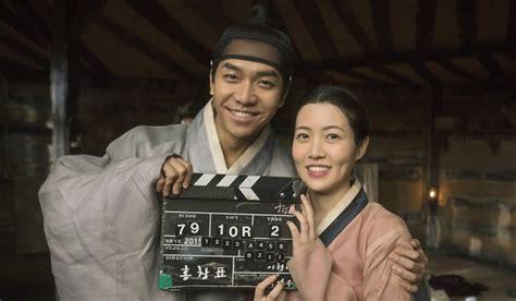 film seru keren puncaki box office princess and matchmaker lee seung gi