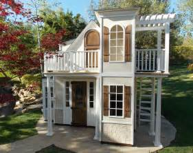 childrens custom playhouses diy playhouse plans lilliput