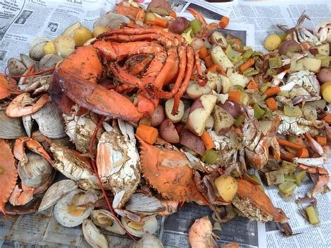 what sides should i make for my annual crab boil home