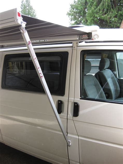fiamma awning installation fiamma awning installation part 2 183 eurovan stuff