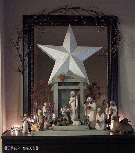 beautiful   display nativity   wonderful
