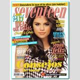 Seventeen Magazine Cover Template | 458 x 609 jpeg 118kB