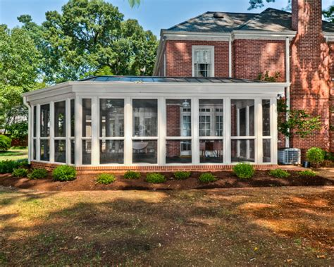 Sunrooms By Design Traditional Sunroom Addition Traditional Porch