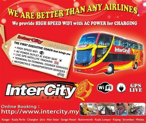 Ktm Express Ticket Intercity Express Malaysia Gallery