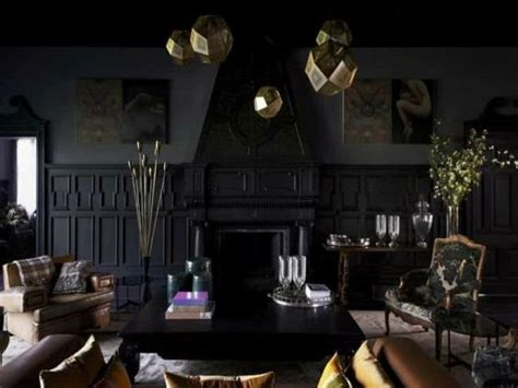 dark interior 30 dark moody living room d 233 cor ideas digsdigs