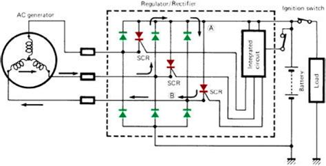 what is the litude vr of the voltage across the resistor how to make a reliable motorcycle voltage regulator 2