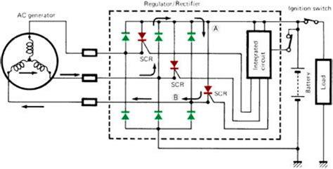 3 phase alternator wiring diagram ac generator wiring