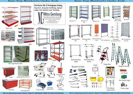 Rak Besi Murah Malaysia jual rak minimarket rak gudang rak supermarket rak gondola rak toko rak swalayan rak