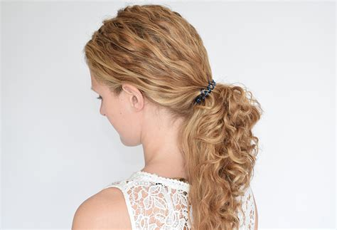 hair ties for long hair where it was invented using phone cord hair ties in curly hair justcurly com