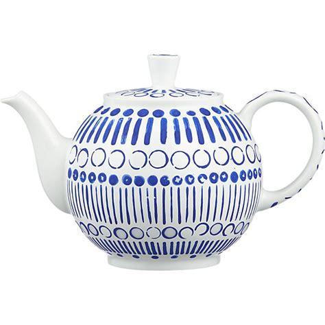 crate and barrel tea pot crate and barrel celebrates with limited edition arzberg