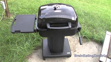 backyard pedestal 22 inch charcoal grill