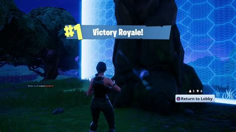 fortnite is addicting another victory fortnite battle royale