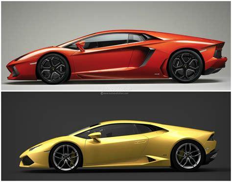Lamborghini Murcielago Vs Gallardo Image Gallery Lamborghini Gallardo Vs Huracan