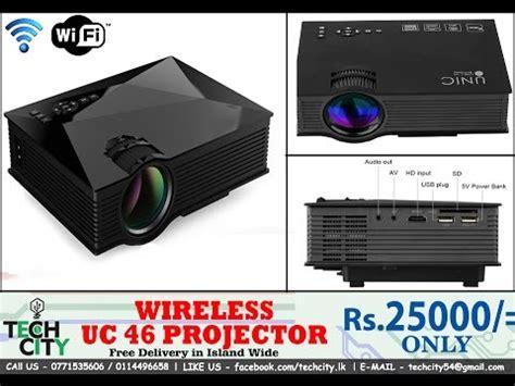 Proyektor Unic 46 Unic Uc 46 Led Projector