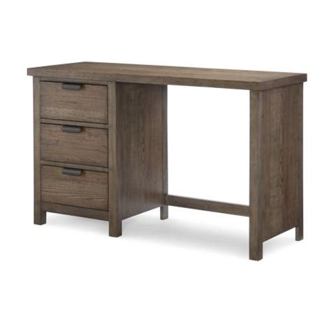 Corner Desk Brown Legacy Fulton County 3 Drawer Corner Desk In Brown Beyond Stores