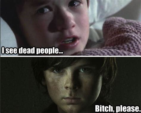 Carl Grimes Memes - these walking dead memes will make you laugh your guts out