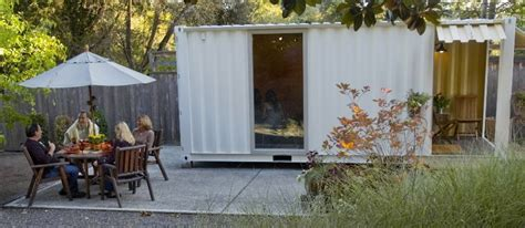 shipping containers  perfect garden shed