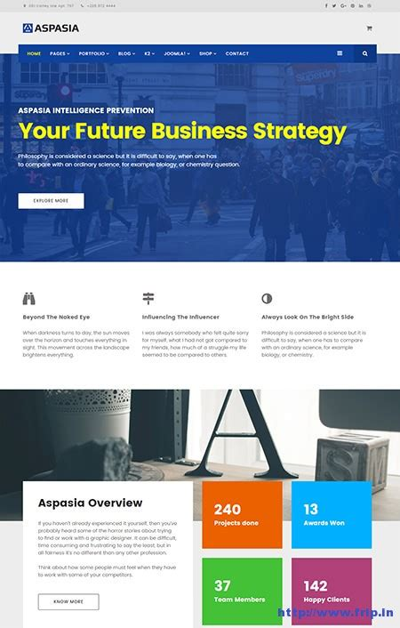 joomla business directory template 50 best corporate business joomla templates 2016 frip in