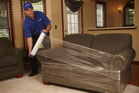 sofa wrapping storage vincent fister inc moving storage lexington ky 40509