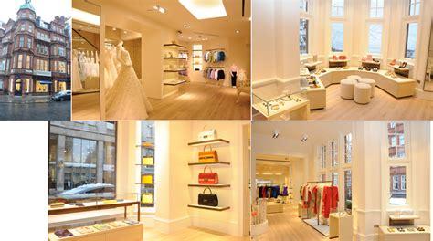 Top Shop Nail Bar by Oscar De La Renta Opens Boutique Blink Brow Bar