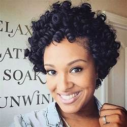 best hair for crochet styles 47 ways you never thought of to style crochet braids