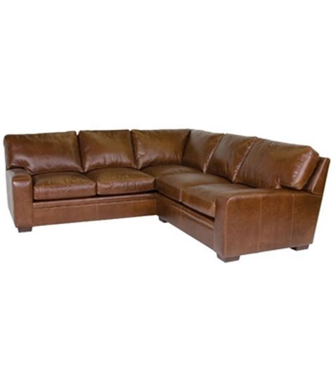 hand tied sofa leather contemporary 8 way hand tied sectional sofa club