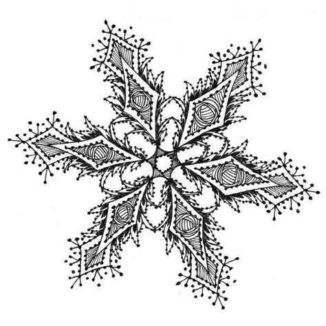 zentangle pattern growth 17 best images about xmas zentangles on pinterest