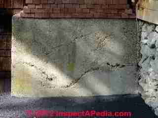 the seams on a sted concrete wall disappear when the cold pour joints in concrete foundations floors