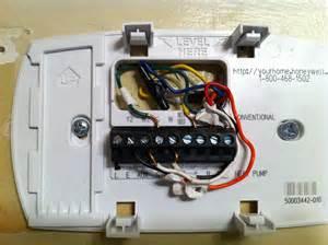 honeywell rth6450 thermostat wiring diagram heat honeywell free engine image for user