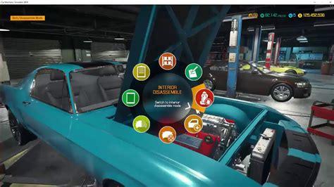 boat mechanic simulator car mechanic simulator 2018 engine swap cheats cheat