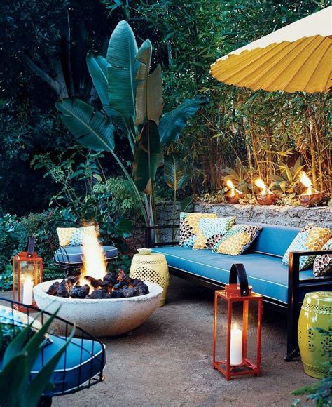 Tropical Patio Decor by 25 Best Ideas About Tropical Patio On Outdoor