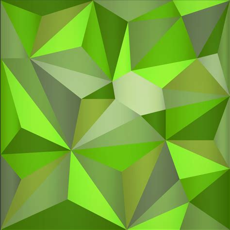 wallpaper green geometric popular polygon triangles buy cheap polygon triangles lots
