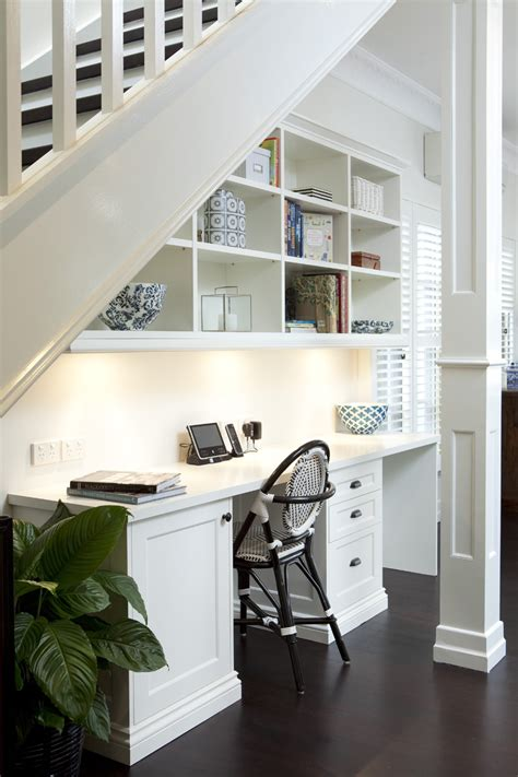 39 best images about desk under staircase on pinterest secret savvy study nooks renovator mate