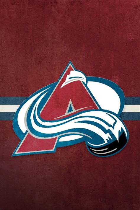wallpaper iphone 6 nhl colorado avalanche iphone background colorado avalanche