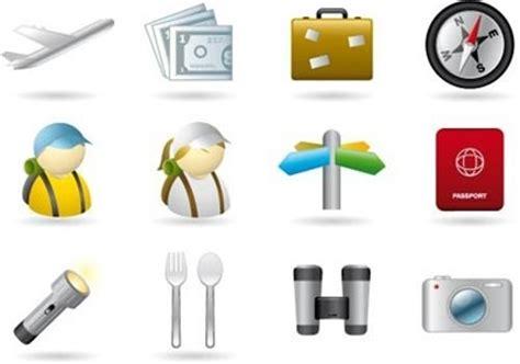clipart viaggi handy icone vacanze viaggi clip clip