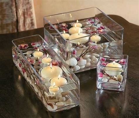 Handmade Table Centerpieces - creative craft ideas home decorations with